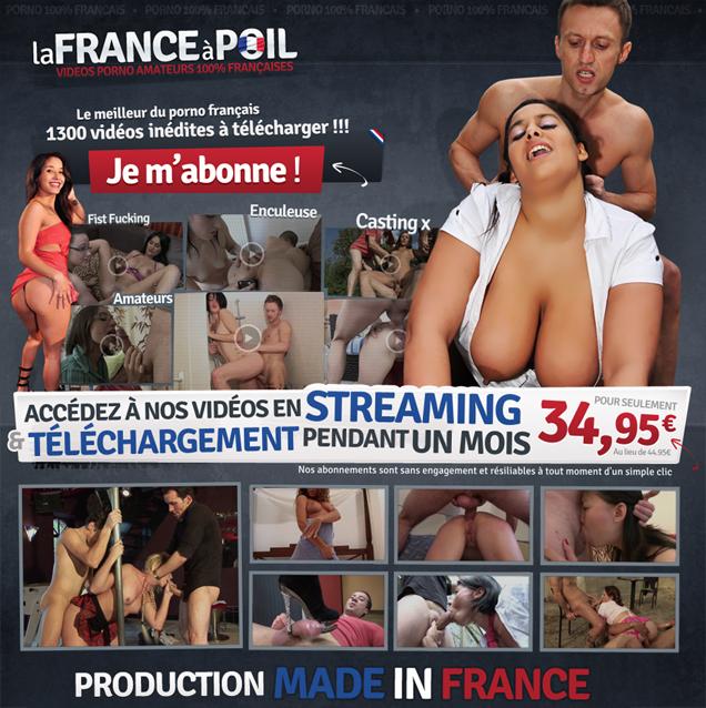 S'ABONNER A LA FRANCE A POIL